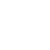 Equal Housing Logo White